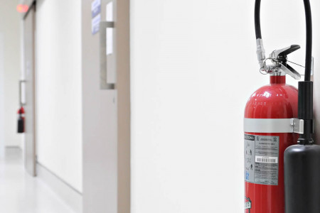 Office Fire Extinguishers : The Ultimate Guideline Infographic