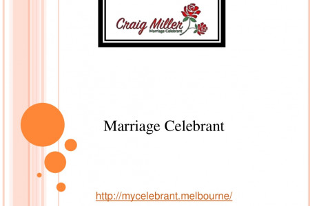Officiate Your Wedding By Criag Miller | MyCelebrant.Melbourne Infographic