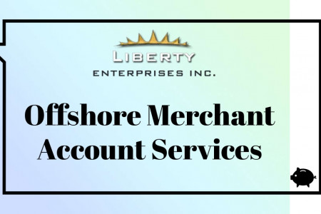 Offshore Merchant Account Services Infographic