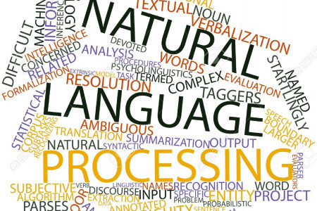 Offshore Natural Language Processing Development, Artificial Intelligence Infographic