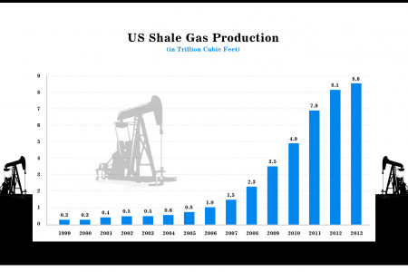 OIl and Gas Industry in United States Infographic
