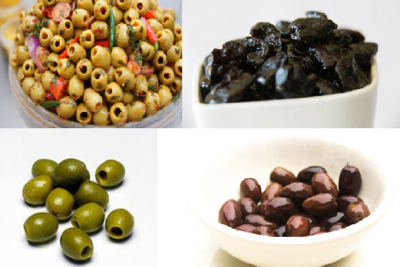 Olives Infographic