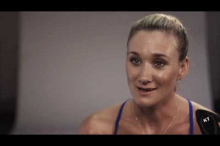 Olympic Beach Volleyball Player Kerri Walsh Jennings Excited to Compete in 2016 Olympics Infographic