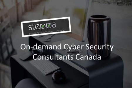 On-demand Cyber Security Consultants Canada Infographic