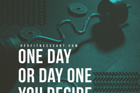 One Day or Day One Infographic