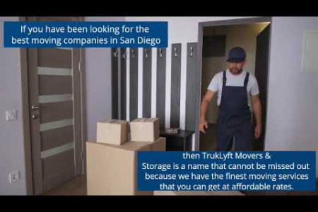 One Of The Best Moving Companies In San Diego Infographic