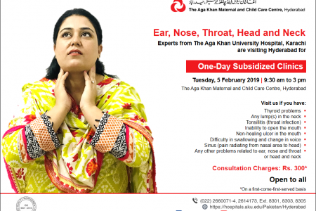 One-Day Subsidized Clinic in Hyderabad Infographic