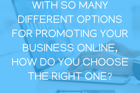 Online Marketing Agency in Calgary Infographic