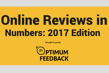 Online Reviews in Numbers: 2017 Edition Infographic