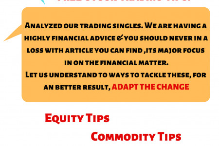 Online Trading Tips Infographic