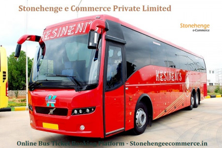 Online Volvo Bus Tickets Booking Service Provider in India Infographic