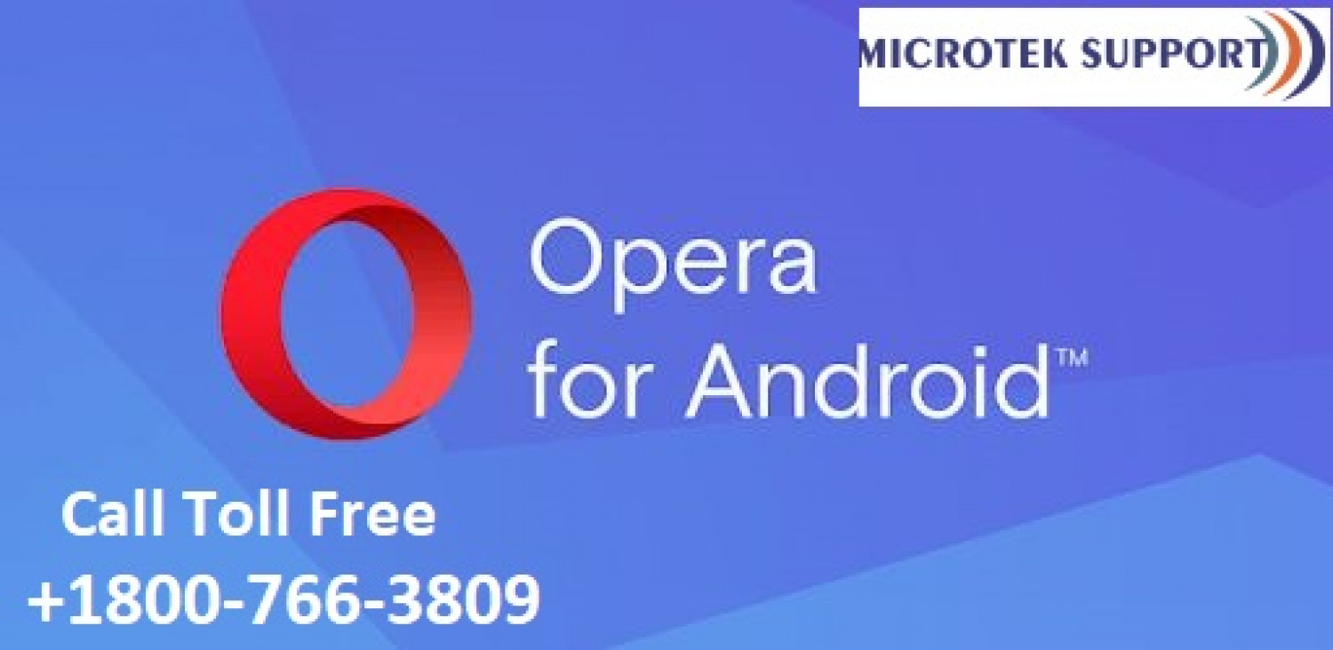 Opera Browser Customer Services | Call TollFree Infographic