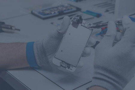 Oppo Repairing Services in Adelaide - Mobile Repair Shop Infographic