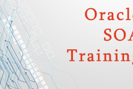 Oracle SOA Training Infographic