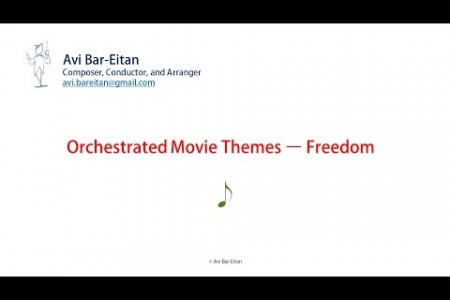 Orchestrated Movie Themes – Freedom	 Infographic