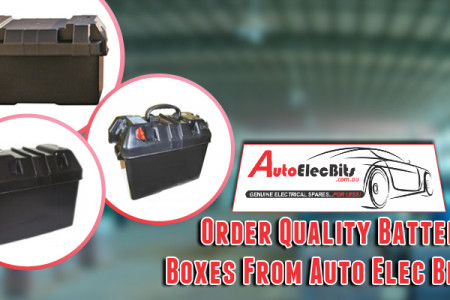 Order Quality Battery Boxes From Auto Elec Bits Infographic