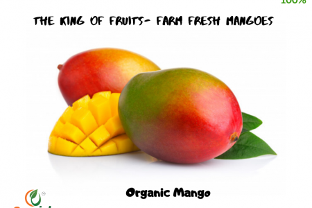 Organic Mangoes Online|Organic Aam Infographic