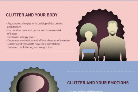 Organizing Your Life Infographic