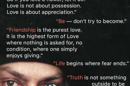 Osho Quotes That Will Grow Your Wisdom By Kunal Bansal Chandigarh Infographic