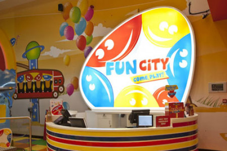 Our newest play membership for oman funcity Infographic