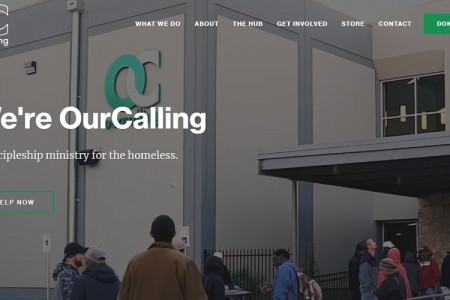 OurCalling Infographic