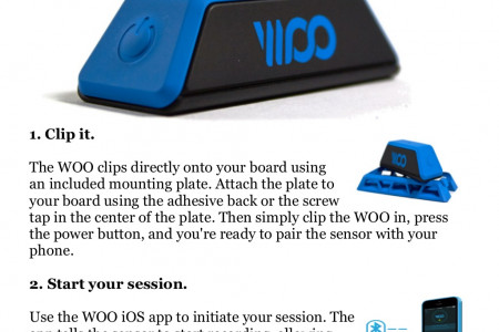 Overview of Woo Sports Infographic