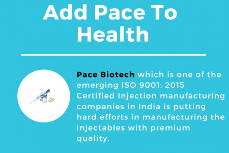 Pace Biotech: Fascinating Third Party Injection Manufacturers in India Infographic