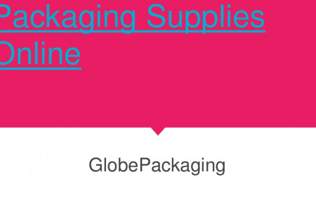 Packaging Supplies Online Infographic