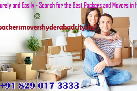 Packers And Movers Hyderabad - Adept Reactions For See Close Relative's Accessories Moving, Bleeding Edge And Position Relocation, Working Situations And Shop Moving Infographic