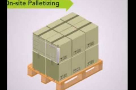 Palletizing Services By Packing Service, Inc.  Infographic