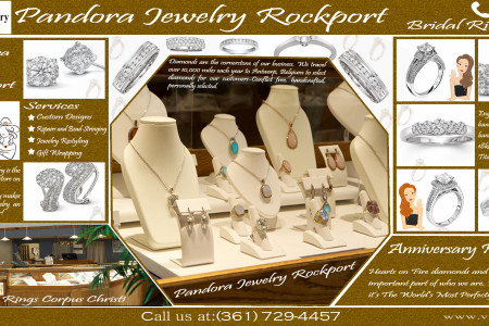 Pandora Jewelry Rockport Infographic