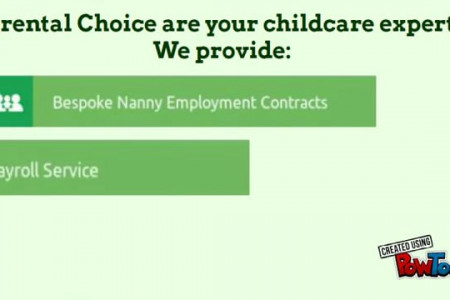 Parental Choice (Childcare Experts) – Helping You Make The Right Choice Infographic