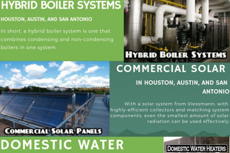 Part Boiler San Antonio - Houston, Austin | Hybrid Boiler Systems Infographic