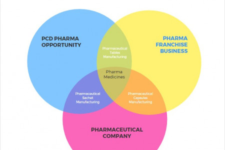 PCD Pharma Franchise Business Infographic