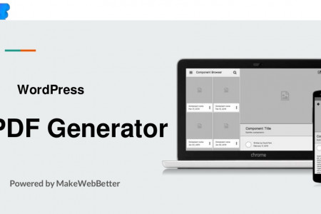 PDF Generator for WordPress Infographic