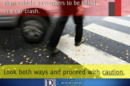 Pedestrian Safety Meme Infographic