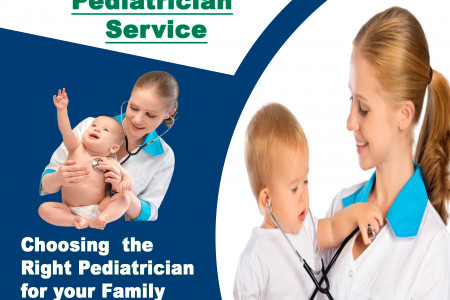 Pediatrician Service At Jaipur Infographic