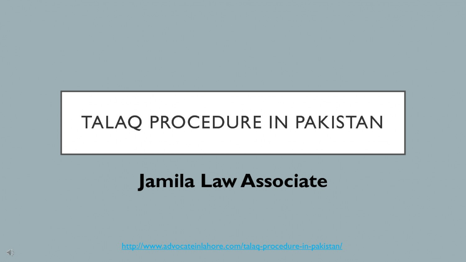 Perform Legal Talaq Procedure in Pakistan (2021) by Best Lawyer  Infographic