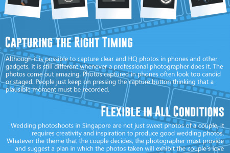 Perks of Hiring a Professional Photographer Infographic