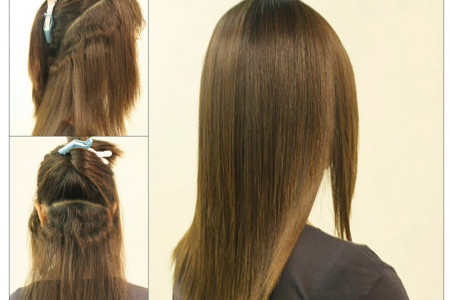 Permanent Hair Straightening For a Perfect Look Infographic