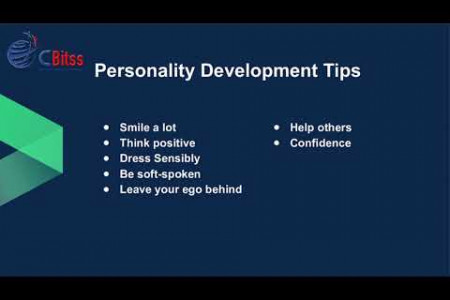 Personality development course in Chandigarh  Infographic