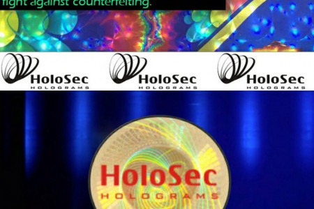 Personalized Holograms to Protect Your Brand & Product from Tampering Infographic
