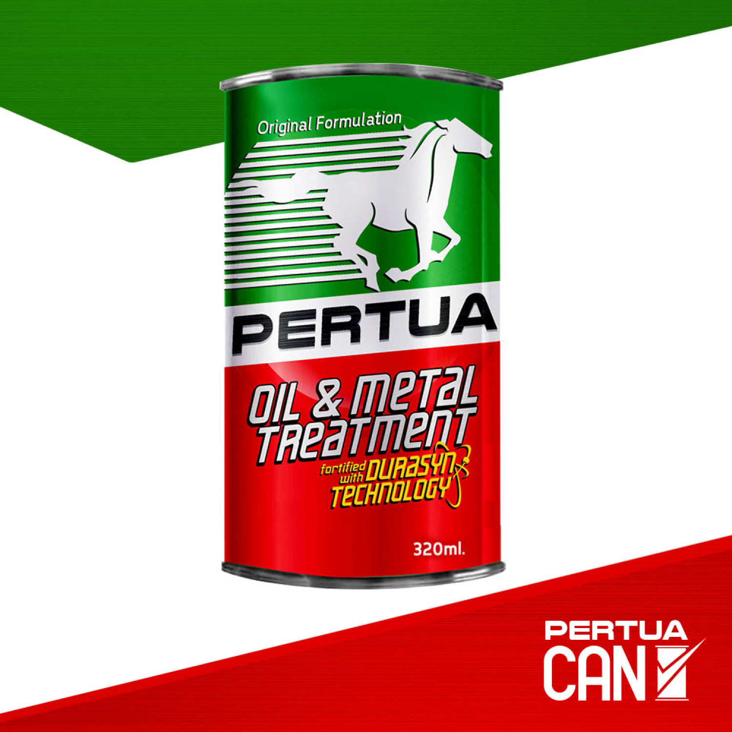 PERTUA OIL AND METAL TREATMENT 320ML Infographic