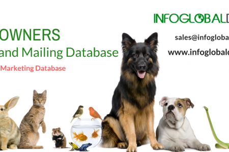 Pet Owners Mailing List Infographic