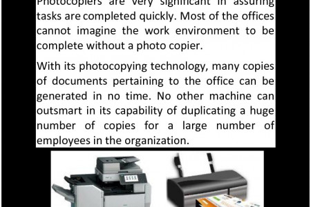 Photocopier Rental Dubai - Rent Printer Dubai Infographic