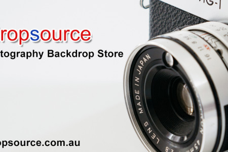 Photography Backdrops Infographic