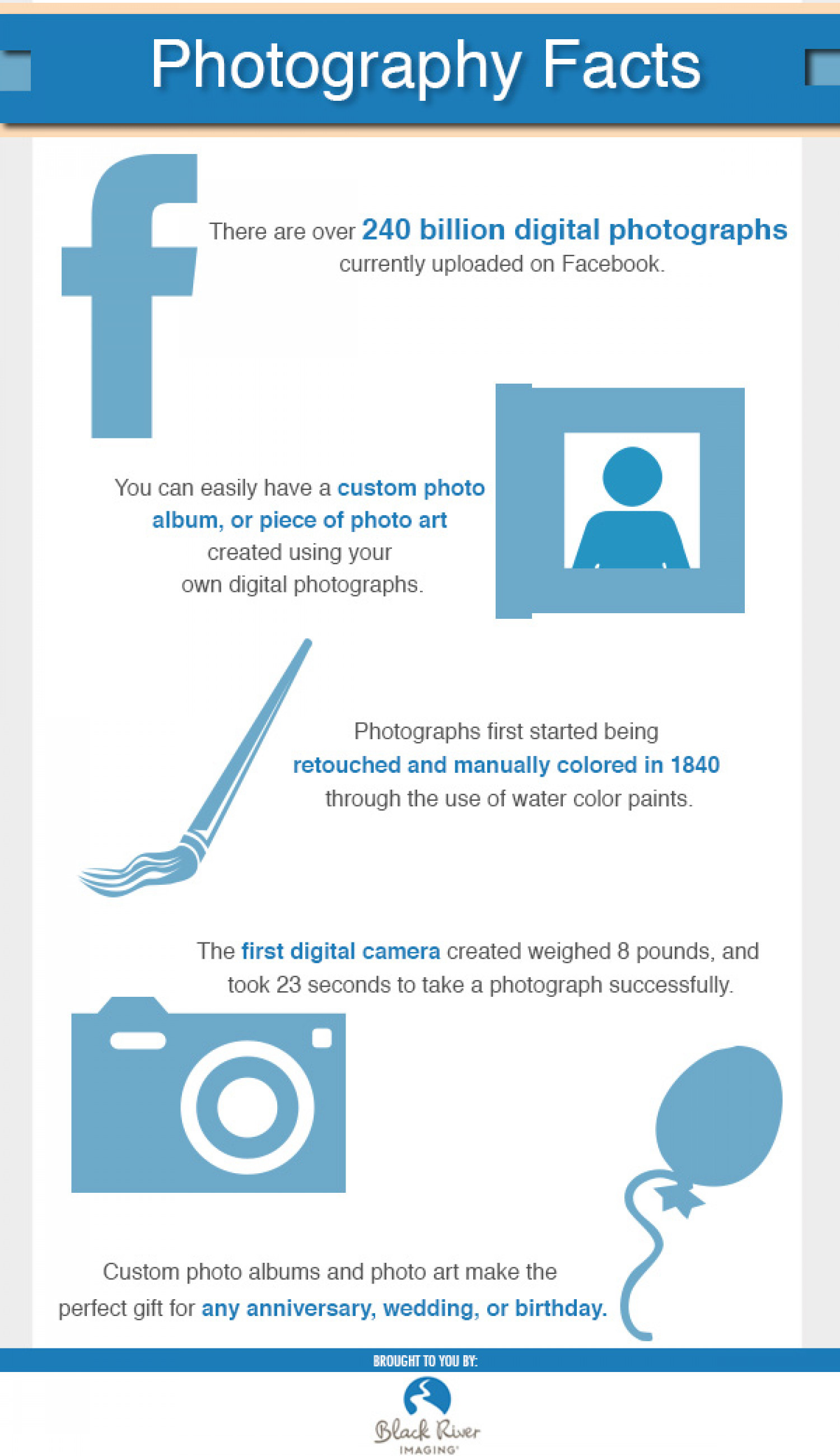 Photography Facts Infographic