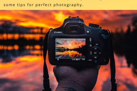 Photography Tips for your Beach Holiday Infographic