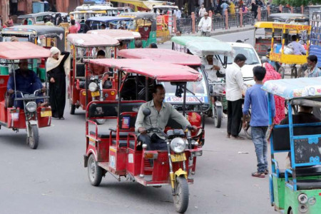 Pink City Rickshaw Tour In Jaipur | Trekwalks  Infographic