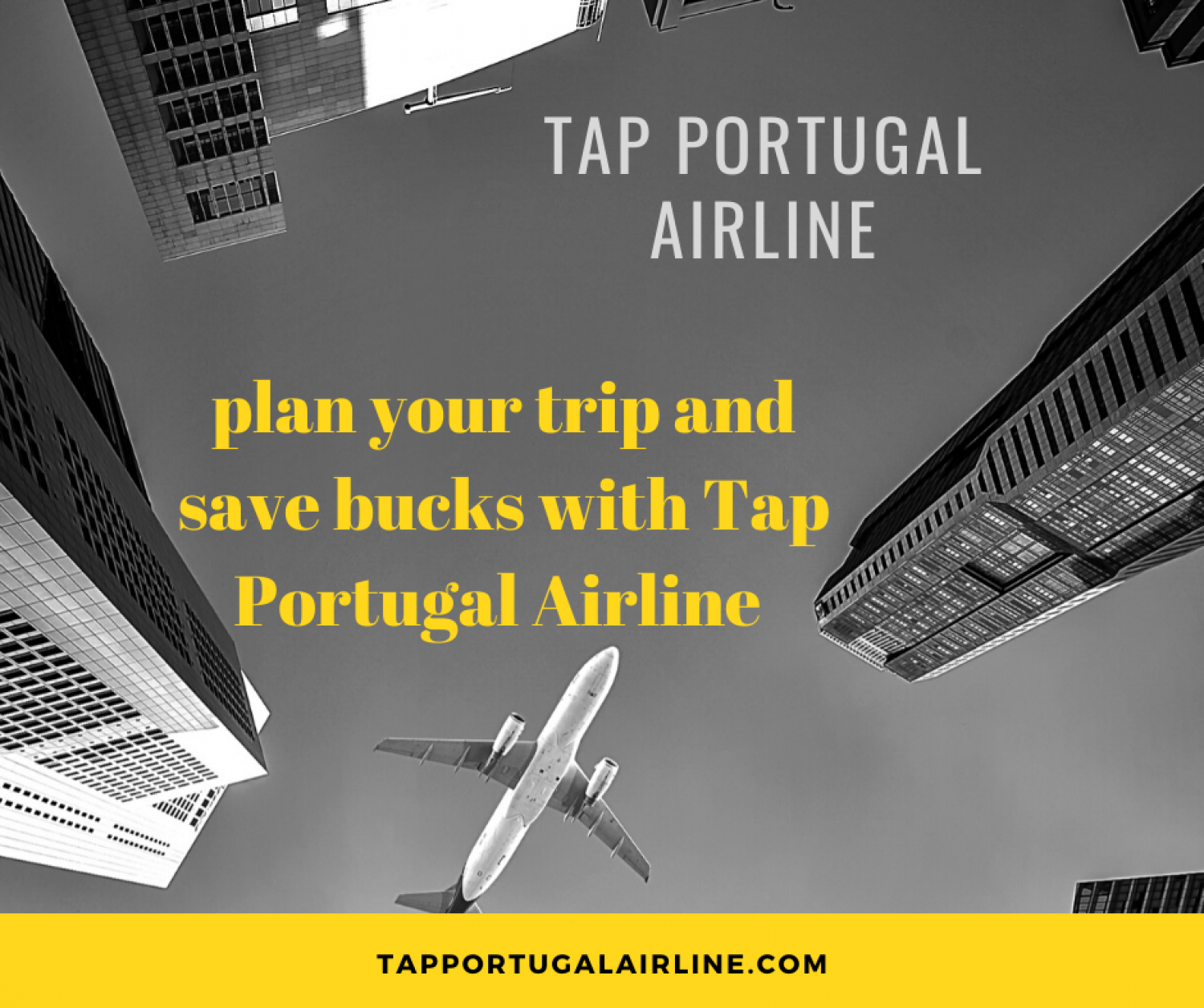 plan your trip and save bucks with Tap Portugal Airline  Infographic